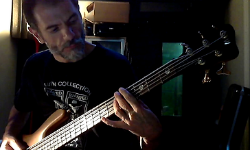 Boundary Exception - bass recording