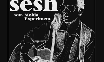 "Mohai Experiment interview on ""The Sesh"" show"
