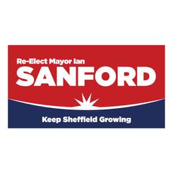 Re-Elect Mayor Ian Sanford