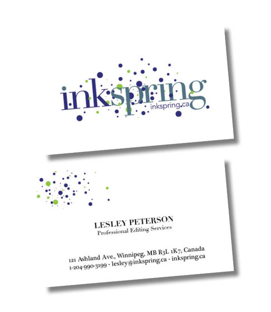 Inkspring Cards