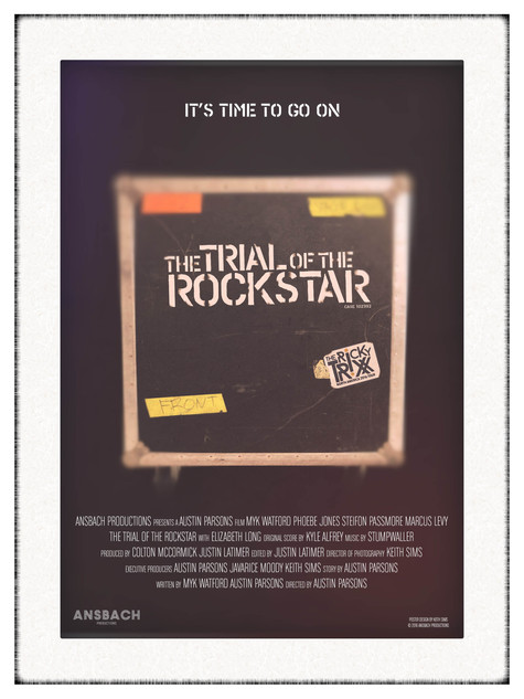 Trial of the Rockstar Poster