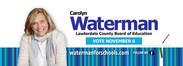 Carolyn Waterman Outdoor