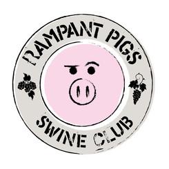 Rampant Pigs