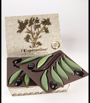 Yummy Chocolate Made with Olive Oil...from Marseille, France