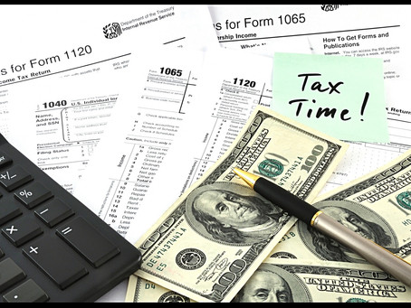 Tax Deductions Gone in 2018: It's never to early to prepare for the IRS.