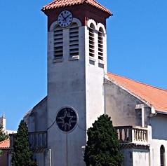 Church in Adge near the Sea