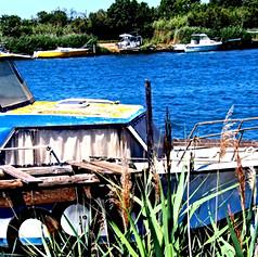 Boat in need of repair