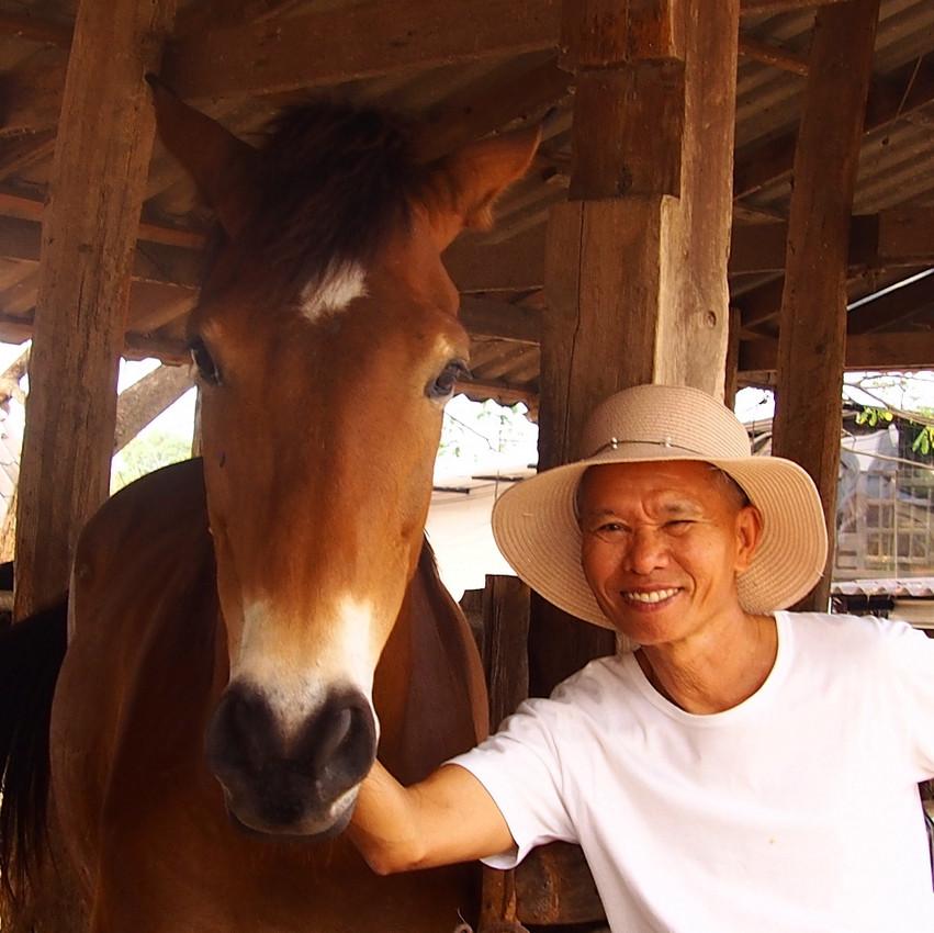 Chiang Mai Cowboy Kun Gon