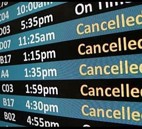 Ever experience a delayed or canceled flight and wondered about compensation?  Ah, AirHelp to the re