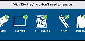 Keep moving. TSA Pre✓® saves you time and stress.
