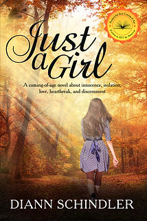 just a girl front cover.jpg
