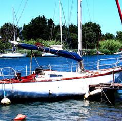 Wonderful sail boat