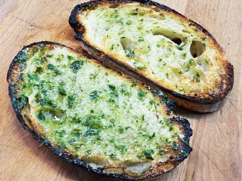 Bruschetta Pesto