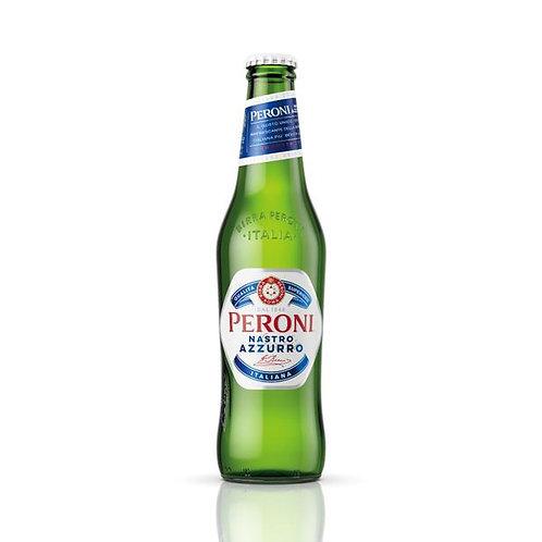 Peroni Nastro Azzurro Bier