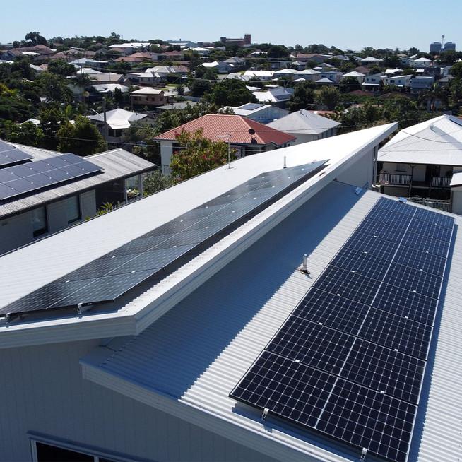 Residental Solar Installation
