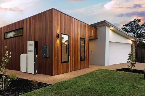 Redback Technologies Battery Installation on Australian Home