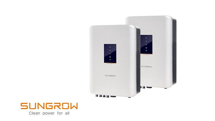 Sungrow inverter product image