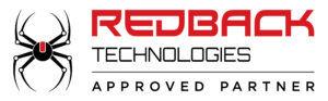 Solar Saving Redback-Approved-partner-program-logo-