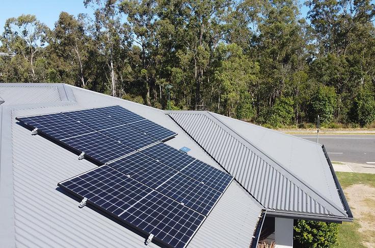 Longi solar power installation brisbane