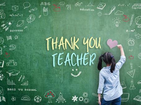 Teacher Pre-Planning Begins (2020-2021)