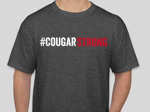 #CougarStrong - Fundraiser T-Shirt