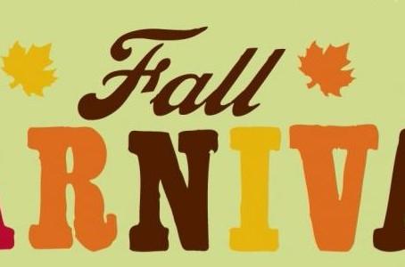 Cornerstone's Annual Fall Carnival