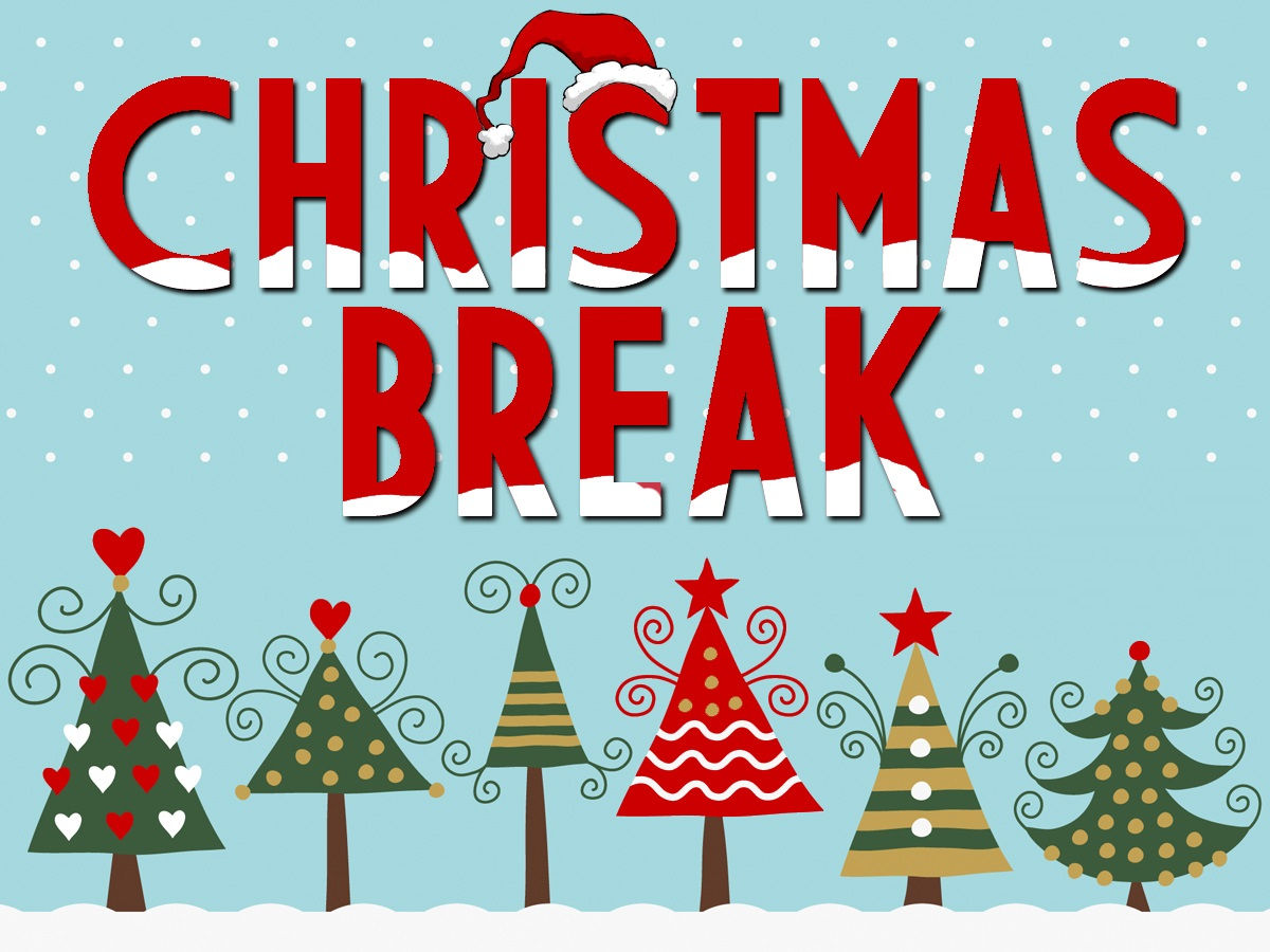 Image result for christmas holiday break