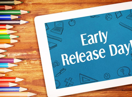 Early Release for Students (01/29/2020)