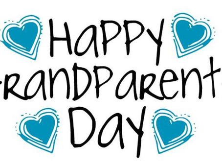 Grandparents Day Celebrating