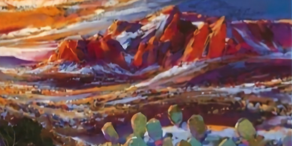 Hidden in the Hills presented by the Sonoran Art League