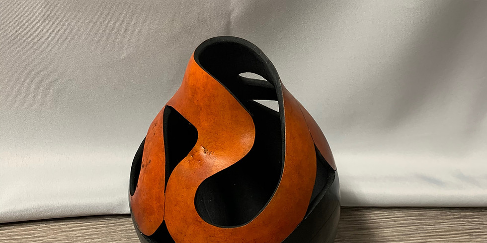 Jan 9th Cut Out/Basic Gourd Class $69 10am-2pm  longer depends on number of students