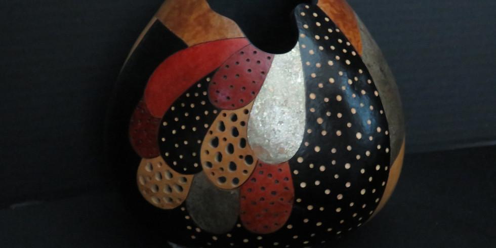 Jan 24th 2020 Class Gourd Vase $79