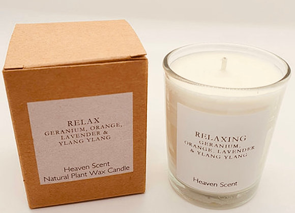 Relax Soya Candle