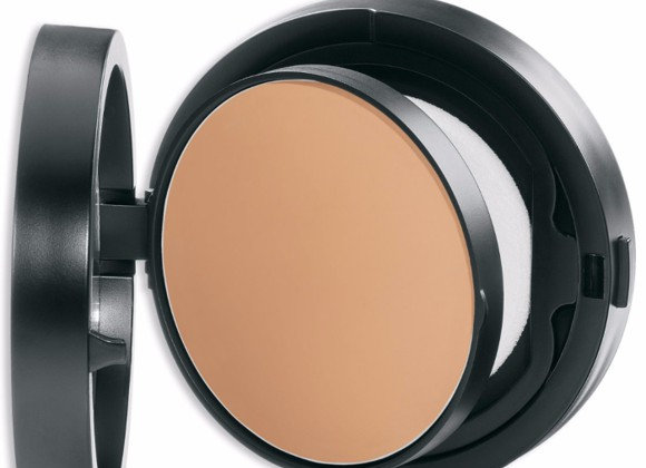 Creme powder Foundation--Rose beige