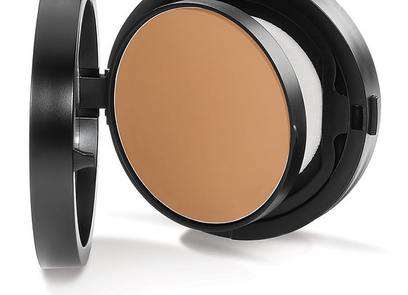Creme powder Foundation--Warm Beige