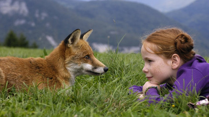 L'amicizia tra una bambina e una volpe: un film di Luc Jacquet