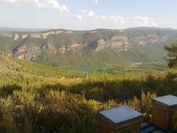 Vistas desde Cerro Humoso