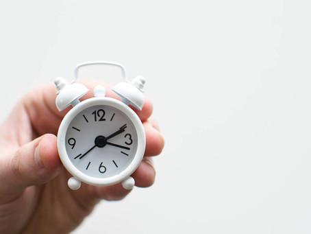 Đừng mong quản lý được thời gian