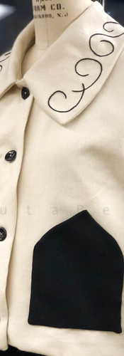 Jacket Close up