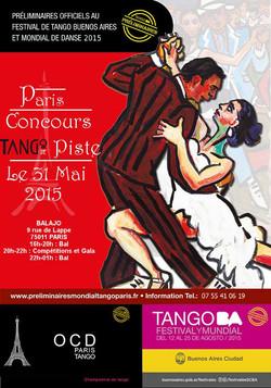 Championnats Mondial de Tango