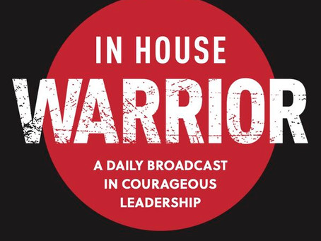 Helio Fred Garcia Interviewed on In House Warrior