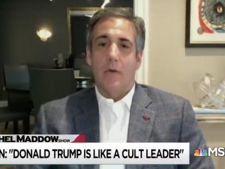 Medium: Michael Cohen Reveals Trump Motive for Obama Birther Conspiracy