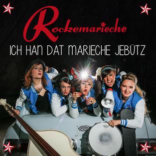 "Single  ""Hück Naach"" (2016) Peggy Sugarhill & Rockemarieche"