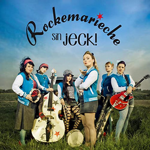 """Single """"Rockemarieche sin jeck"""" (2015) Peggy Sugarhill & Rockemarieche"""