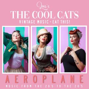 """Single """"Aeroplane"""" (2019) Lou's the Coolcats"""