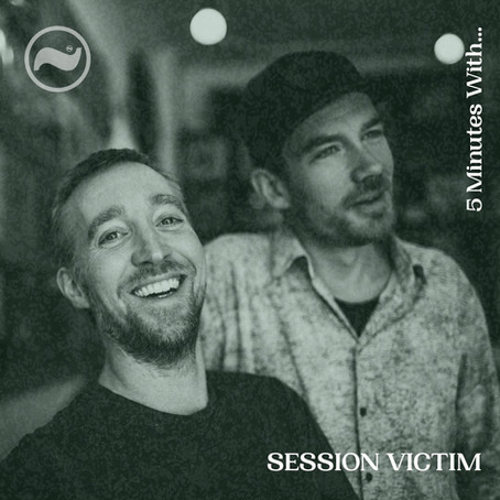 5 Minutes With... Session Victim