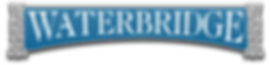 waterbridge logo, myrtle beach, south carolina