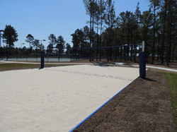 San Volleyball Court