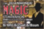 2014 NIHONKAI MAGIC CONVENTION