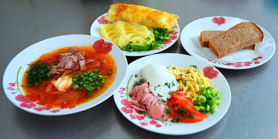 Кушать Подано, Нижний Новгород, доставка обедов, доставка еды, комплексные обеды, заказать еду, заказать обед,